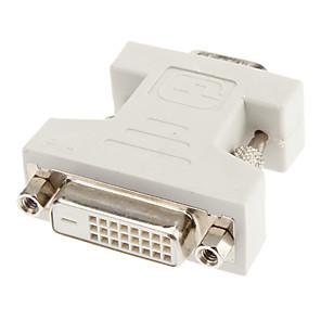 ieftine DVI-DVI 24 +1 la VGA F / M Adaptor