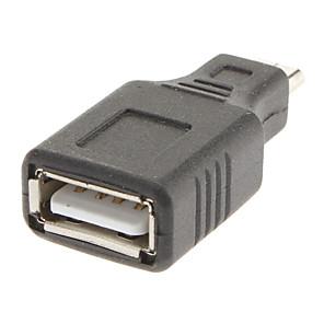 ieftine USB-uri-Micro USB la USB / A M / F Adaptor