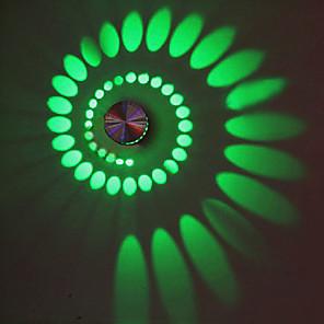 ieftine Abajure Perete-Modern contemporan Metal Lumina de perete 90-240V 3 W / LED Integrat