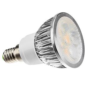 ieftine Spoturi LED-zdm e14 4w 260-300lm condus lumina reflectoarelor 4 led margele de mare putere a condus dimmable cald alb rece alb natural naturale alb ac220-240v