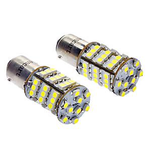 ieftine Becuri De Mașină LED-BAY15D(1157) / 1157 Mașină 3 W SMD 3528 6000-6500 k Lumini de semnalizare / Lumini de frânare