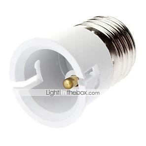 ieftine Cabluri Ethernet-E27 to B22 B22 85-265 V Plastic Bec pentru becuri