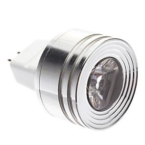 1pc 1 W LED-spotpærer 50-80 lm MR11 MR11 1 LED perler Høyeffekts-LED Varm hvit Kjølig hvit Naturlig hvit 12 V