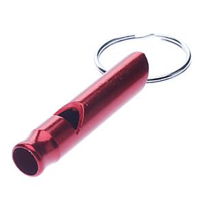 ieftine Unelte Camping-Supraviețuire în aer liber de formare fluier de urgență cu cheie lanț (culori asortate)