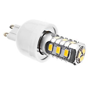 ieftine Becuri LED Bi-pin-Becuri LED Corn 3500 lm G9 T 15 LED-uri de margele SMD 5630 Alb Cald 220-240 V 110-130 V
