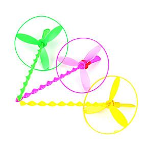 ieftine Gadget-uri de zbor-Flying Elicopter Umbrella Jet Dispozitiv Dragonfly (Random Color)