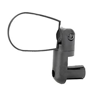 hesapli Diğer Bisiklet Aksesuarları-Bisiklet Aynalar Dikiz Aynası Ayarlanabilir Su Geçirmez 360 derece çevirilebilir uçuş Bisiklet motosiklet Bisiklet ABS Bisiklete biniciliği / Bisiklet