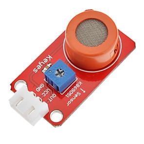 ieftine Conectori-mq3 analogice Modul senzor de alcool pentru (pentru Arduino) (funcționează cu oficial (pentru Arduino) placi)