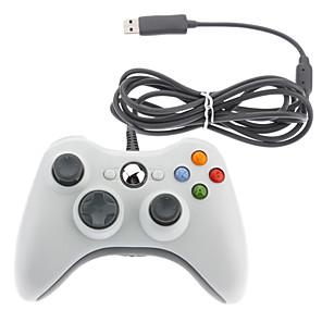 ราคาถูก อุปกรณสำหรับ Xbox 360-คอนโทรลเลอร์เกมแบบใช้สายสำหรับ xbox 360 / windows / raspberry pi / macos