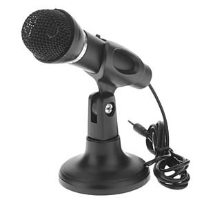 ieftine Microfoane-LX-M30 de înaltă calitate multimedia microfon pentru net de KTV, Computer, PC
