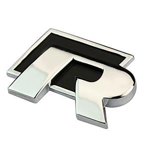 ieftine Abțibilde Auto-RT Metal R autocolant