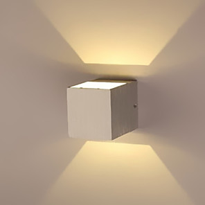 BriLight Moderne Moderne Entré Metall Vegglampe 1 W / Integrert LED