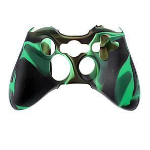ieftine Accesorii Xbox 360-Controler de joc Protector de caz Pentru Xbox 360 . Controler de joc Protector de caz Silicon 1 pcs unitate