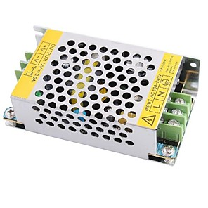 ieftine Convertor de Voltaj-12V 3A 36W tensiune constantă AC / DC comutatie de alimentare Convertor (110-240V la 12V)