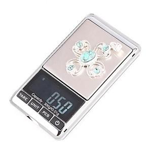 ieftine Produse Fard-Scale nou 300g x 0.01g Mini Digital bijuterii de buzunar Gram