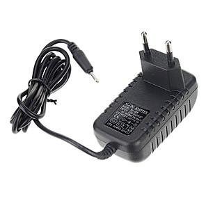 ieftine Becuri LED Încastrate-alimentare cu 5V adaptor de alimentare 2a ac (negru)