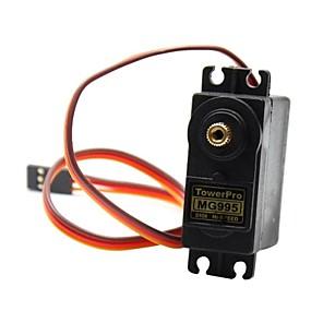 preiswerte Heimwerker Teile-mg995 metallgetriebe hohe drehmoment servo für hpi xl hubschrauber / auto / boot bs88