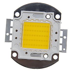 ieftine LED-uri-zdm 1pc led integrat 4000-5000 lm 30 v accesoriu bec bec condus aluminiu pentru diy led lumina reflectoarelor inundate 50 w cald alb