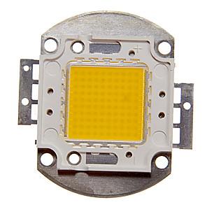 ieftine LED-uri-lampă std 100w 8500-9500lm alb cald / alb rece / lumină albă naturală integrat modul led (dc33-35v 3a) lampă stradală pentru proiectarea sudare a aurului de lumină ușoară a suportului de cupru