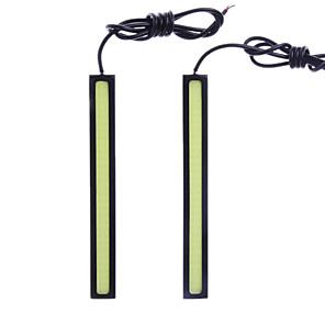 ieftine Lumini de Rulare Zi-Becuri 7 W COB 400 lm LED Bec de Zi For Παγκόσμιο Toate Modele Toți Anii
