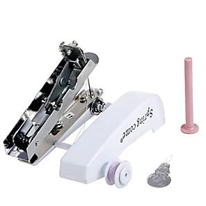 ieftine Instrumente de Precizie-Mini Mașină De Cusut Hand-Press/Manual Powered calatorului