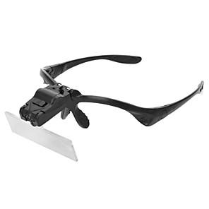 ieftine Microscop & Lupă-Lupe Lămpi cu lămpi Ochelari de Protecție Lentile cu Becuri LED Plastic Pentru Băieți Fete 5 pcs