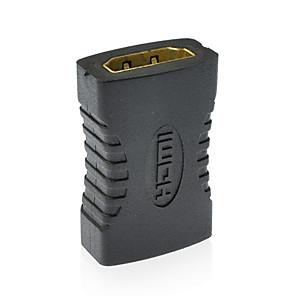 ieftine HDMI-v1.4 HDMI la HDMI f f conector adaptor de cablu
