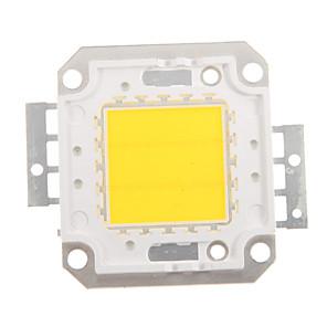 ieftine LED-uri-zdm diy 20w 1600-2000lm lumină caldă alb / alb rece / lumină albă naturală integrat modul led (dc33-35v 0.5-0.6a) lampă stradală pentru proiectarea sudură de sârmă de aur lumină din suport de cupru