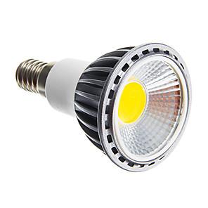 ieftine Spoturi LED-1 buc 6 W Spoturi LED 250-300 lm E14 GU10 E26 / E27 LED-uri de margele COB Intensitate Luminoasă Reglabilă Alb Cald Alb Rece Alb Natural 220-240 V 110-130 V