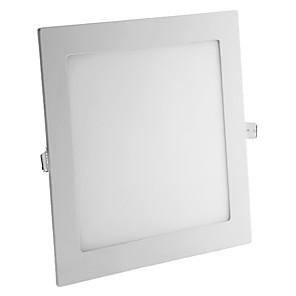 ieftine Lumini de Panou-BRELONG® 1 buc 18 W 1610 lm 90 LED-uri de margele SMD 2835 Alb Cald 85-265 V