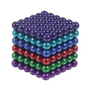 ieftine Becuri De Mașină LED-216 pcs Jucării Magnet Lego Super Strong pământuri rare magneți Magnet Neodymium MetalPistol Pentru copii / Adulți Băieți Fete Jucarii Cadou