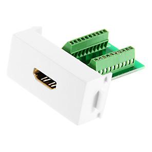 ieftine HDMI-HDMI modul adaptor de sex feminin pentru 86 panou
