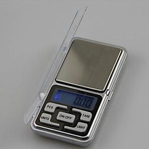 ieftine Măsurători & Cântare de Bucătărie-500g 0,1g mini portabile electronice cântare scară bucătărie desktop