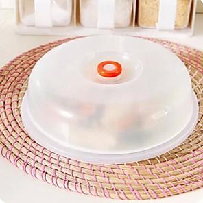 ieftine Cutii Depozitare Bucătărie-plastic rotund capac cu microunde