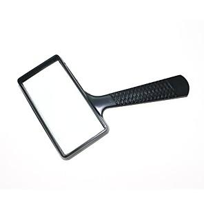 ieftine Lupe-lectură handheld 5x lupă pătrat
