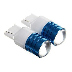 ieftine Becuri LED Corn-2pcs T20 Mașină Becuri 5 W 450 lm LED Luminile de inversare (de rezervă) Pentru Toate Modele Toți Anii