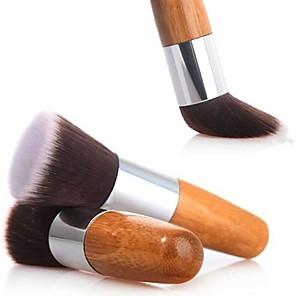 ieftine Produse Fard-Profesional Machiaj perii Perie Pudră 1pcs Păr sintetic / Perie Fibre Artificiale Pensule de Machiaj pentru