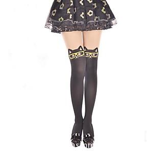 ieftine Bijuterii Lolita-Șosete / ciorapi Lolita dulce Lolita Accesorii Catifea Costume de Halloween