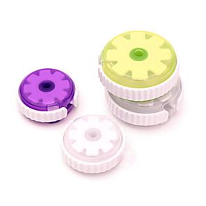 ieftine Organizatoare de Cablu-rotund forma căști de sârmă Cablu organizator cablu de bobinator - dimensiuni mici (5,5 cm)