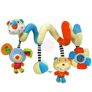 ieftine Jucarii pentru copii-copil babyfans ™ model drăguț animal zornăie pluș agățat în jurul jucăriile pat
