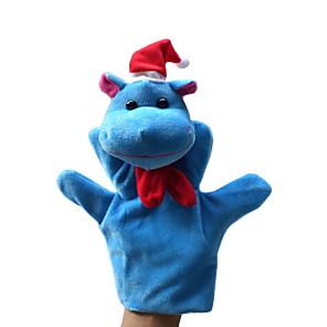 ieftine Costume Moș-Cai / Hipopotan Păpuși de Degete Novelty Desen animat textil Fete Cadou