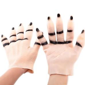ieftine Rechizite Petrecere-mănuși cu fantome Halloween recuzită mascarada