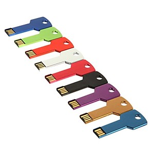 ieftine Ustensile & Gadget-uri de Copt-8GB Flash Drive USB usb disc USB 2.0 Plastic Dimensiune Compactă Fără calotă