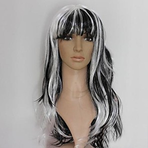 cheap Cosplay Wigs-Cosplay Cosplay Wigs Women's Female 80CM Synthetic Fiber Anime