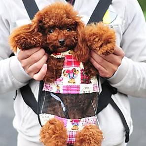 povoljno Muške košulje-lijepa crvena boja prednje ruksak torba prijevoznik za kućne ljubimce pse (ponekog veličine)
