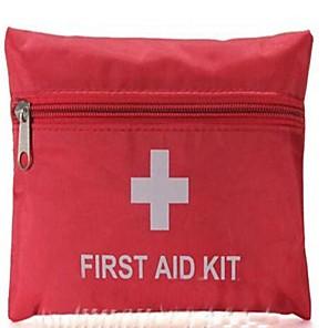 ieftine Urgență & Supraviețuire-Trusă de prim ajutor Supraviețuire / Urgență / Prim Ajutor Drumeții alte Roșu