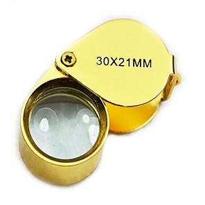 ieftine Lupe-30x Lupe 21 mm MetalPistol