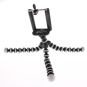 ieftine Stick Tripod Selfie-Birou Universal / Telefon mobil Suportul suportului de susținere Trepied Universal / Telefon mobil Silicon / Plastic Titular