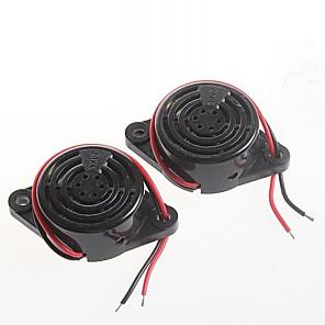 ieftine Accesorii-dc3-24v sonerii de voce difuzor buzzer continue alarmă de înaltă decibel SFM-27 (2 buc)