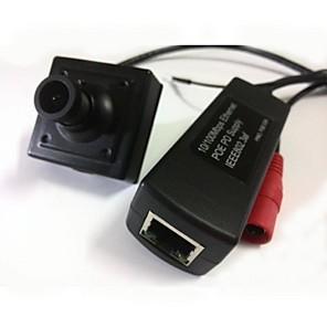 ieftine Tije Pescuit-Cameră de supraveghere securitate hqcam® poe ip 2.0mp Cameră de supraveghere securitate mini pinhole h.264 Senzor cmos color 1080p color 3.6mm obiectiv principal și obiectiv, acces la distanță, dual s